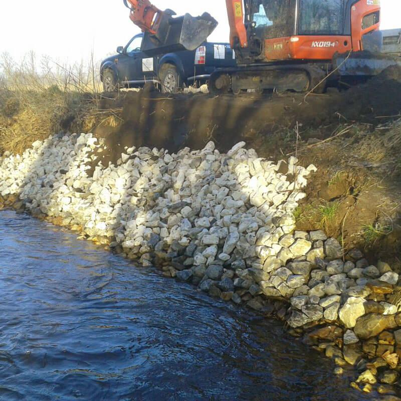 Gewässerunterhaltung Verl